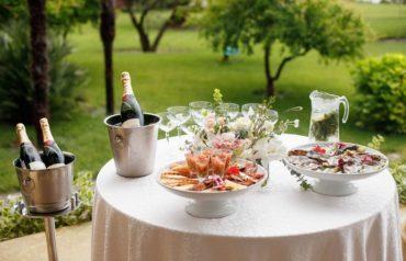 Свадебное меню