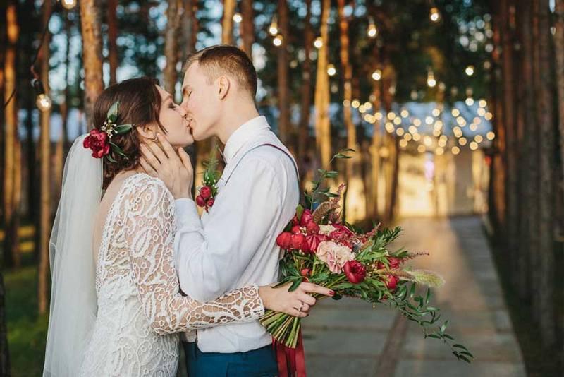 Идеи для зрелищной свадьбы