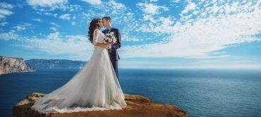 Фотосессия Свадьба для двоих в Крыму